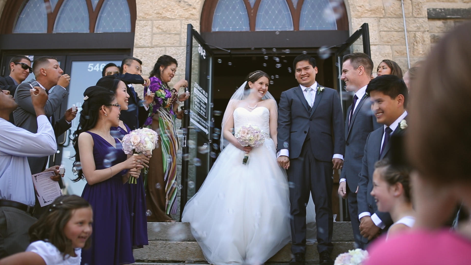 Thao and Julie's Wedding